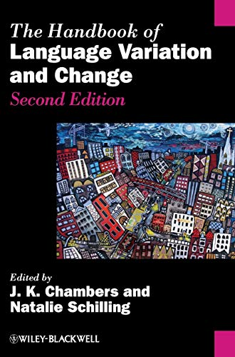 9780470659946: The Handbook of Language Variation and Change