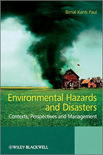9780470660027: Environmental Hazards and Disasters: Contexts, Perspectives and Management