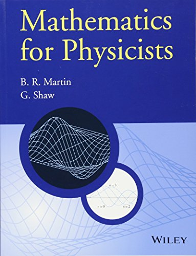 9780470660225: Mathematics for Physicists (Manchester Physics Series)