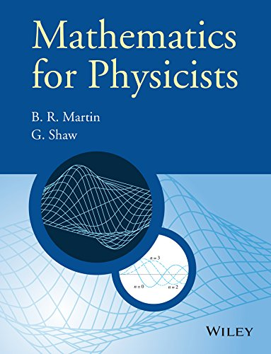 9780470660232: Mathematics for Physicists (Manchester Physics Series)