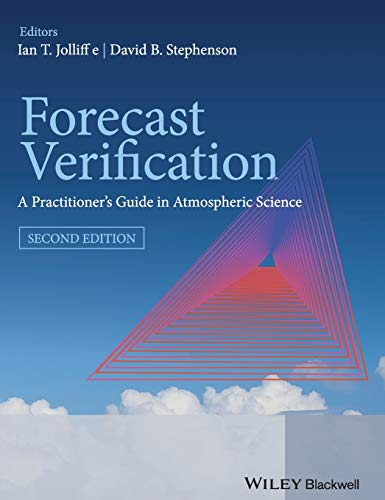9780470660713: Forecast Verification: A Practitioner's Guide in Atmospheric Science