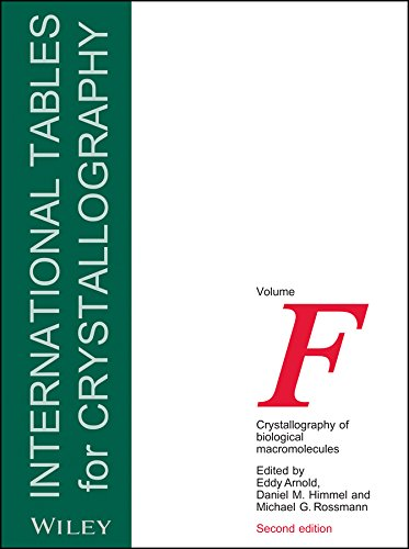 9780470660782: International Tables for Crystallography, Crystallography of Biological Macromolecules