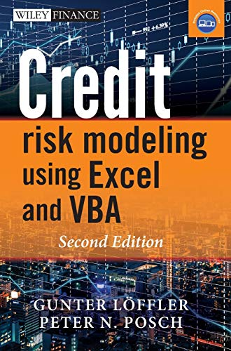 9780470660928: Credit Risk Modeling using Excel and VBA