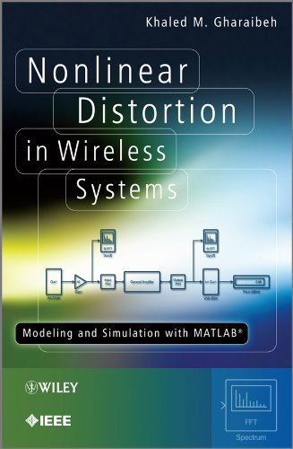 9780470661048: Nonlinear Distortion in Wireless Systems: Modeling and Simulation with MATLAB