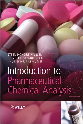 9780470661215: Introduction to Pharmaceutical Chemical Analysis
