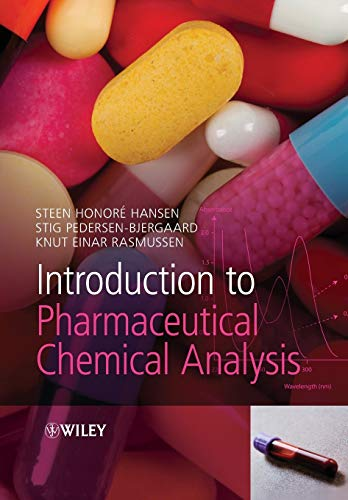 9780470661222: Introduction to Pharmaceutical Chemical Analysis