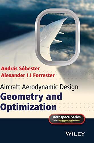 9780470662571: Aircraft Aerodynamic Design: Geometry and Optimization (Aerospace Series)