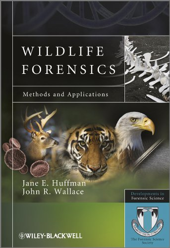 9780470662588: Wildlife Forensics: Methods and Applications (Developments in Forensic Science)