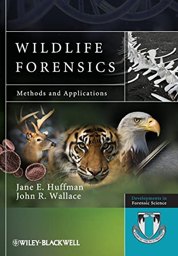 9780470662595: Wildlife Forensics: Methods and Applications