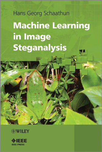 9780470663059: Machine Learning in Image Steganalysis (Wiley - IEEE)