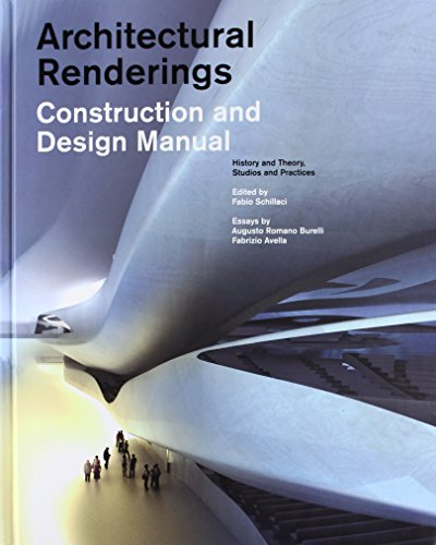 9780470664100: Architectural Renderings: Construction and Design Manual