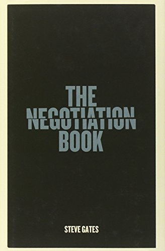 9780470664919: The Negotiation Book: Your Definitive Guide to Successful Negotiating