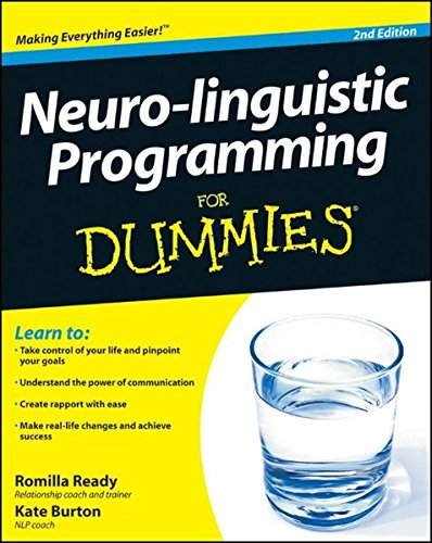 9780470665435: Neuro-linguistic Programming For Dummies