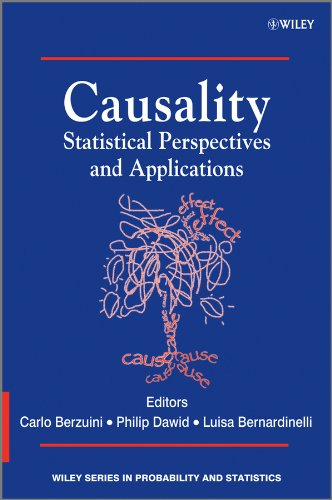 9780470665565: Causality: Statistical Perspectives and Applications (Wiley Series in Probability and Statistics)