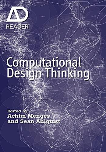 9780470665657: Computational Design Thinking (AD Reader)