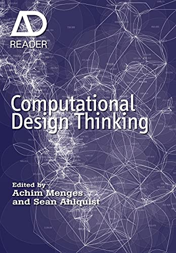 9780470665657: Computational Design Thinking: Computation Design Thinking