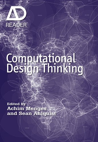 9780470665701: Computational Design Thinking (AD Reader)