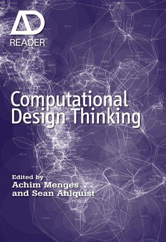 9780470665701: Computational Design Thinking: Computation Design Thinking (AD Reader)