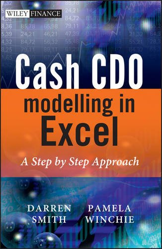9780470665855: Cash CDO Modelling in Excel: A Step by Step Approach: A Step by Step Approach