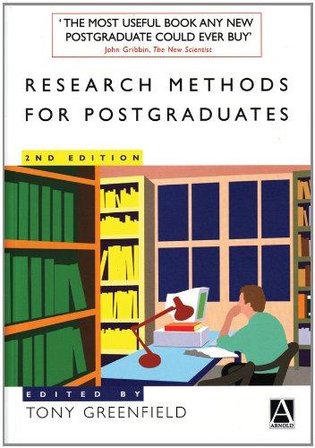 9780470665909: Research Methods for Postgraduates