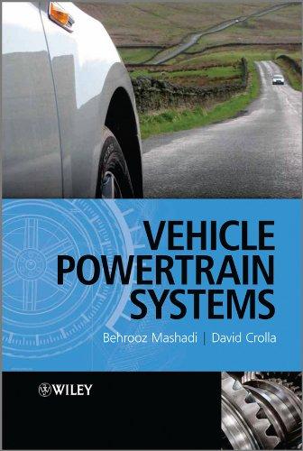 9780470666029: Vehicle Powertrain Systems