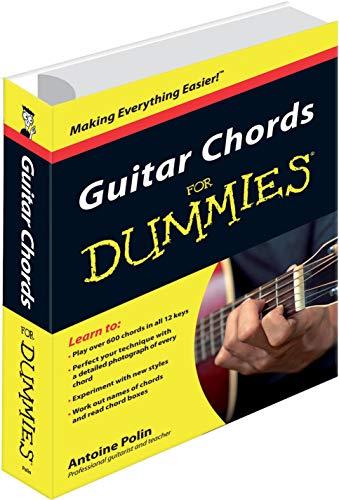 9780470666036: Guitar Chords for Dummies