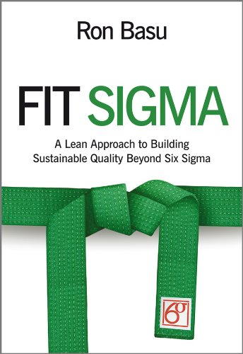 9780470666210: Fit Sigma: A Lean Approach to Building Sustainable Quality Beyond Six Sigma