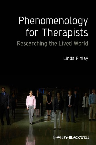 9780470666463: Phenomenology for Therapists: Researching the Lived World