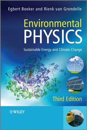 9780470666753: Environmental Physics: Sustainable Energy and Climate Change