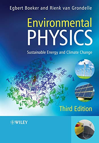 9780470666760: Environmental Physics: Sustainable Energy and Climate Change