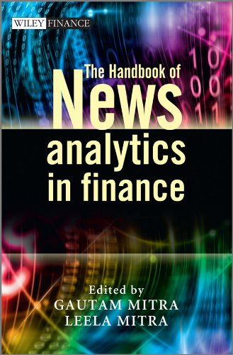 9780470666791: The Handbook of News Analytics in Finance (Wiley Finance Series)