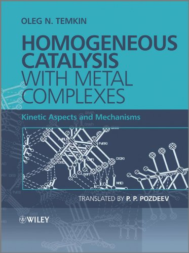 HOMOGENEOUS CATALYSIS WITH METAL COMPLEXES: KINETIC ASPECTS AND MECHANISMS: OLEG N. TEMKIN, P. P. ...