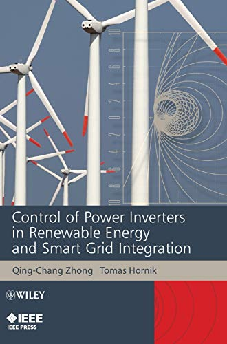 9780470667095: Control of Power Inverters in Renewable Energy and Smart Grid Integration