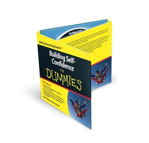 9780470667231: Building Self-Confidence For Dummies Audiobook