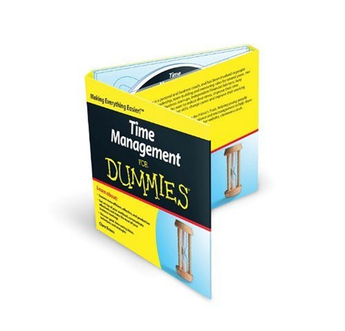 9780470667255: Time Management For Dummies Audiobook