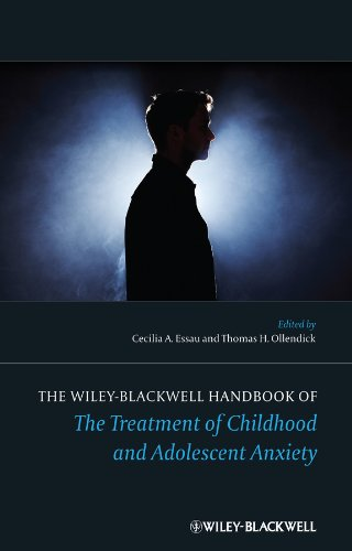 9780470667354: The Wiley-Blackwell Handbook of The Treatment of Childhood and Adolescent Anxiety