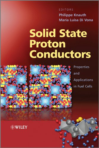 9780470669372: Solid State Proton Conductors: Properties and Applications in Fuel Cells