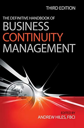 9780470670149: The Definitive Handbook of Business Continuity Management