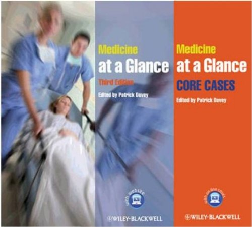 9780470670538: Medicine at a Glance Text and Cases Bundle