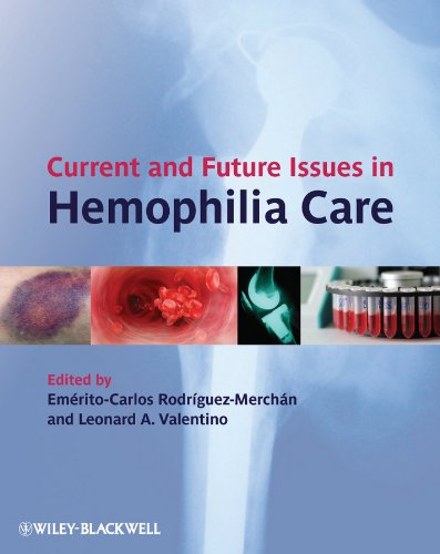 9780470670576: Current and Future Issues in Hemophilia Care