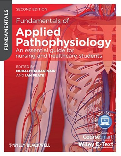 9780470670620: Fundamentals of Applied Pathophysiology: An Essential Guide for Nursing and Healthcare Students