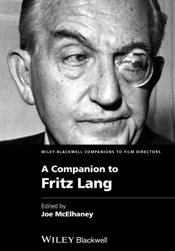 9780470670972: A Companion to Fritz Lang (Wiley-Blackwell Companions to Film Directors)