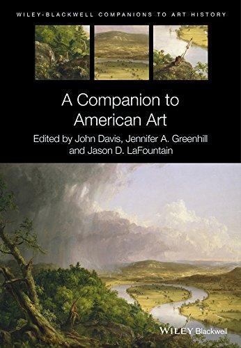 9780470671023: A Companion to American Art (Blackwell Companions to Art History)