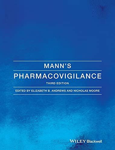 Mann's Pharmacovigilance