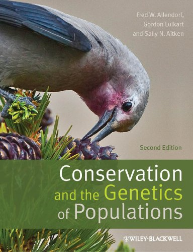 9780470671450: Conservation and the Genetics of Populations