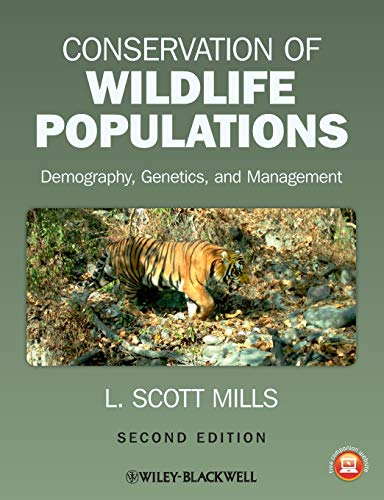 9780470671498: Conservation of Wildlife Populations: Demography, Genetics, and Management