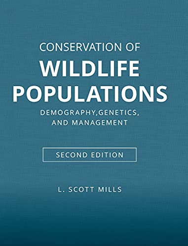 9780470671504: Conservation of Wildlife Populations