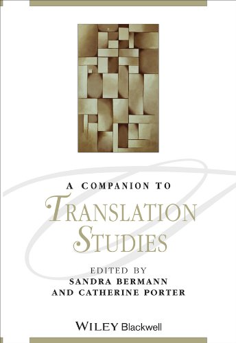 9780470671894: A Companion to Translation Studies (Blackwell Companions to Literature and Culture)