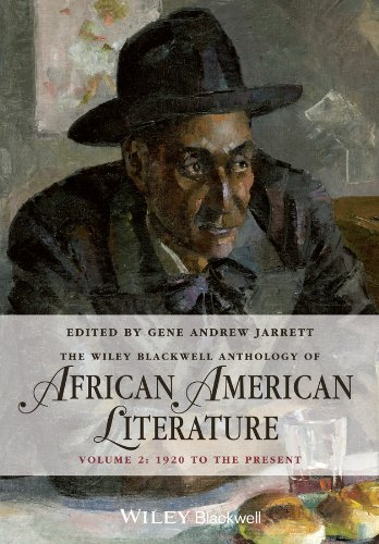 9780470671931: The Wiley Blackwell Anthology of African American Literature, Volume 2: 1920 to the Present