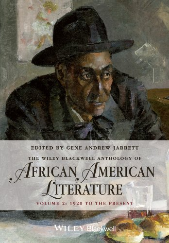 9780470671948: The Wiley Blackwell Anthology of African American Literature, Volume 2: 1920 to the Present (Blackwell Anthologies)
